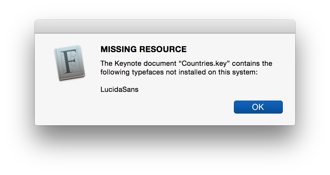 """Keynote & Automator: The """"Open Keynote Files"""" Action"""
