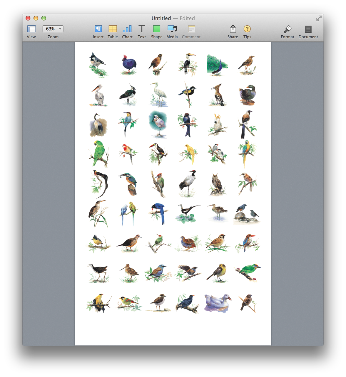 AppleScript and Pages: Thumbnail Image Poster